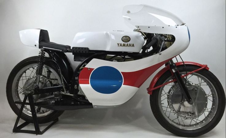Yamaha TR2 - Right Side