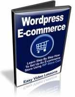 Wordpress E-commerce Store - Video Workshop