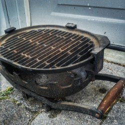 Small Crop Of Cast Iron Hibachi Grill