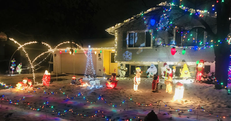 Best local Christmas Light Displays - You Must See this Year!