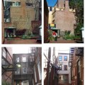 Paul Revere House Exterior - Before and After