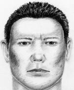 Suspect Sketch from August 2010 Victims Description on Salem St.