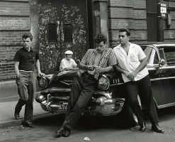 Lounging by Aarons Jules, 1950s (Courtesy of Boston Public Library)