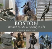 Boston Bronze and Stone Book Cover