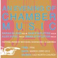 NEMPAC Chamber Music Flyer - March 23 2012