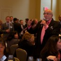Paul Saperstein, the roving auctioneer