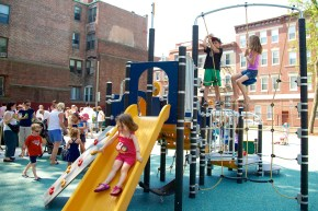"2012-06 | DeFilippo Playground Opening and Mayor's Coffee Hour at ""The Gassy""  108"