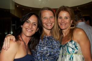 From left, Jenniver Mcgivern, Dana Carey and Jody Piaza