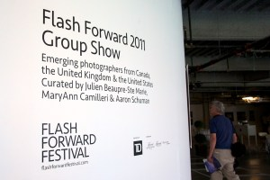 Flash Forward 2011 Group Show