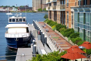 Harborwalk Installations
