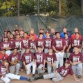 Group Photo from Inaugural North2South Baseball Classic (NorthEndWaterfront.com photo)