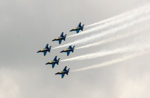 4th of July - Blue Angels by Brendan O'Brien 7