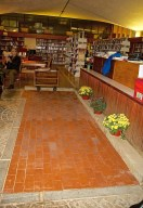 Brick Walkway - Dedication of Phase II by Friends of the NE Library 1