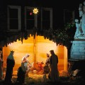 Nativity Scene at Saint Leonard&#039;s Peace Garden
