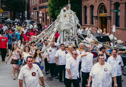 St Anthony's Feast - Sunday Procession - August 2014-165-4