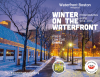 The cover page to Winter on the Waterfront, featuring New Years Eve events, view more.
