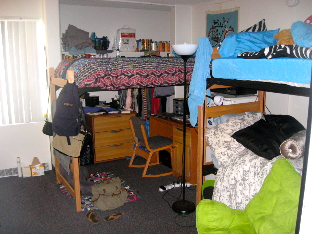 Rooms Northern Arizona College Life