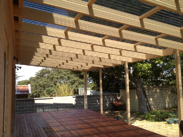 Allambie Deck And Pergola Northern Beaches Builder