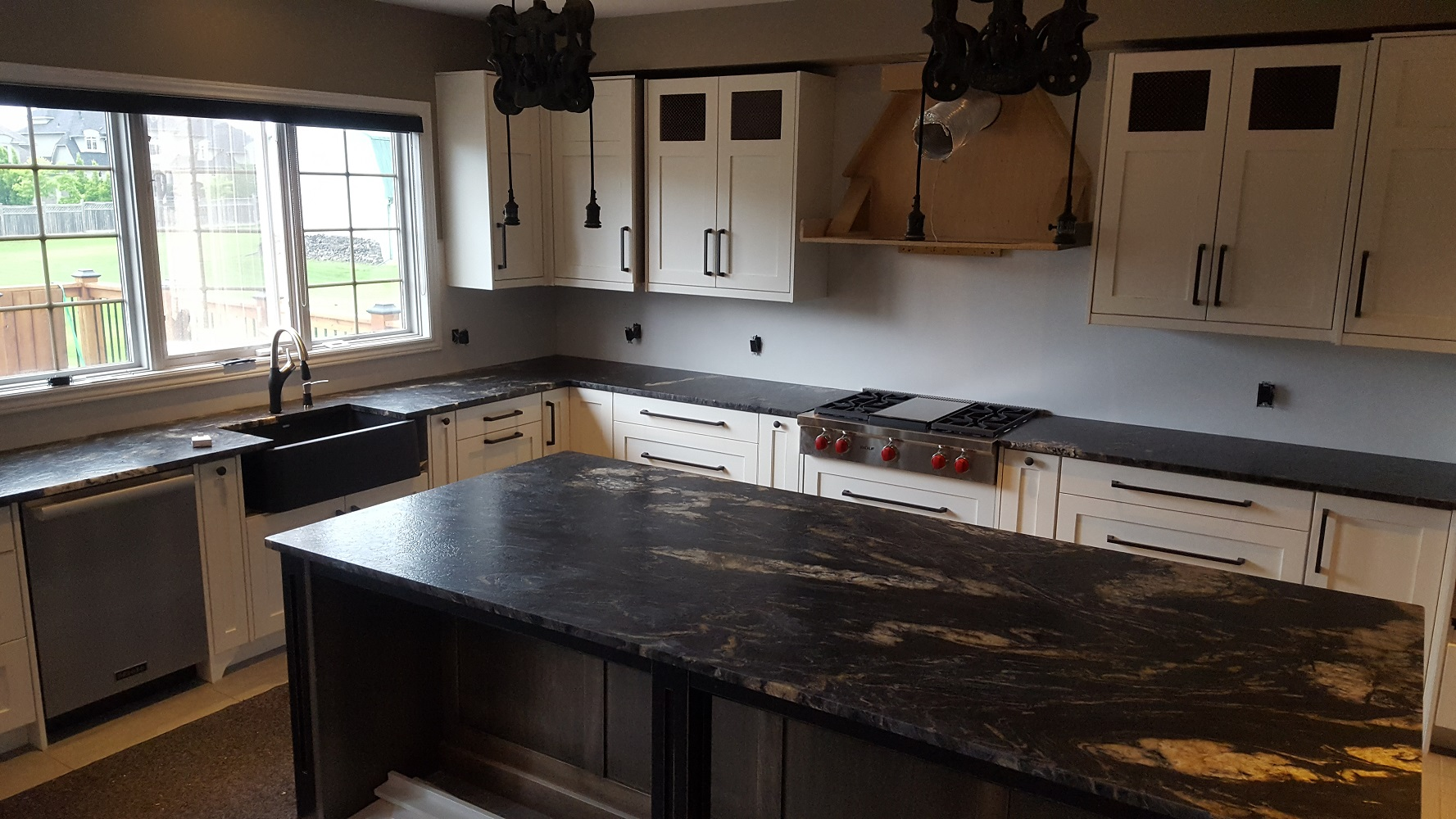 Black Titanium Granite Countertops Granite Countertops Durham Region Northern Rocktops