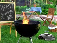 Backyard Barbeque - 7 Ways to Keep Mosquitoes Away