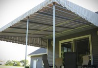 Outdoor Awnings And Canopies Trend - pixelmari.com