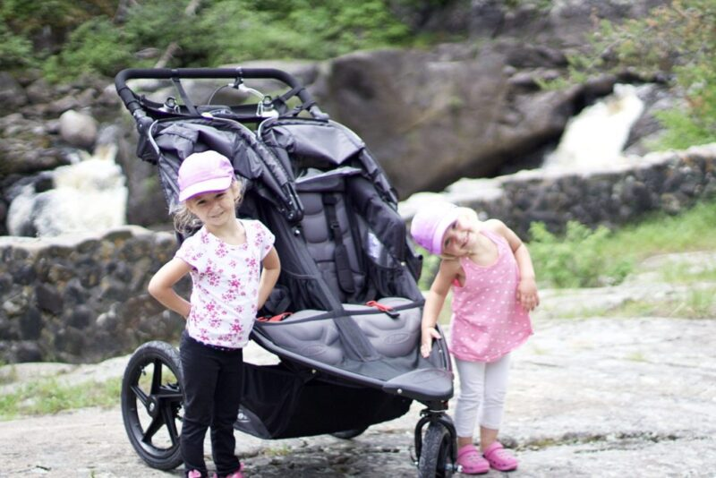 Jogging Stroller How To Use B O B Revolution Pro Duallie The Best All Terrain Double