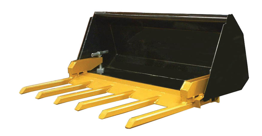 Clamp On Trash Forks Northstar Attachments