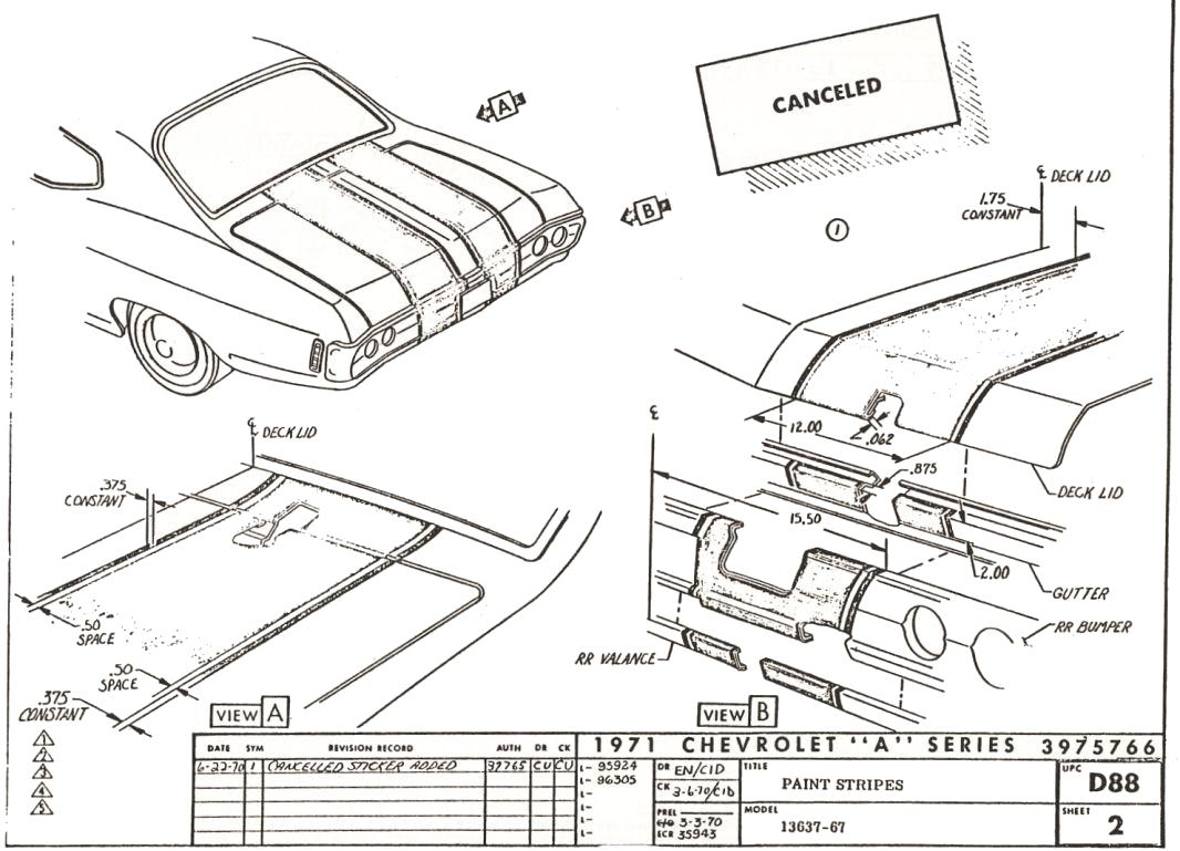 1972 chevelle dash wiring diagram