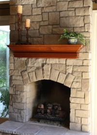 Stone for Fireplace