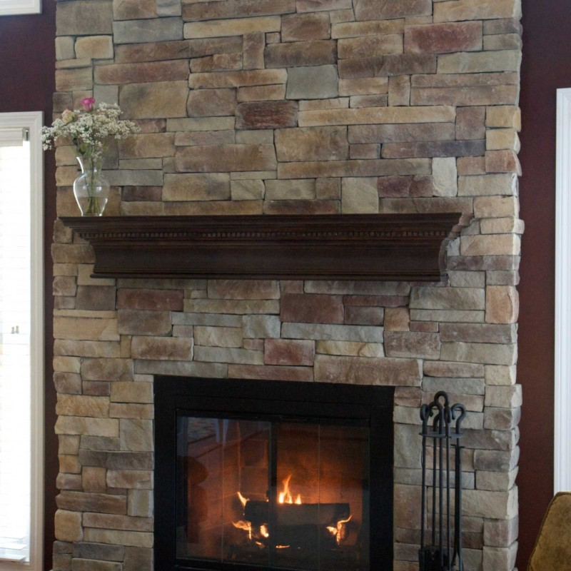 Mountain Stack Stone Veneer