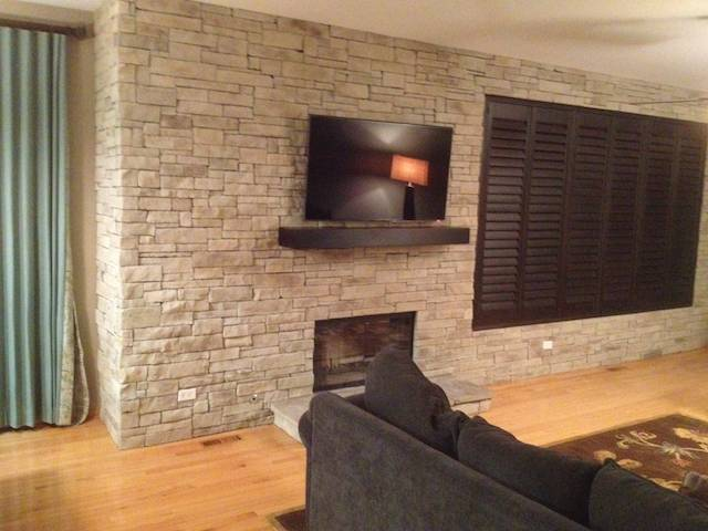Harsh 3d Name Wallpaper Your New Stone Fireplace With Or Without Mortar Joints