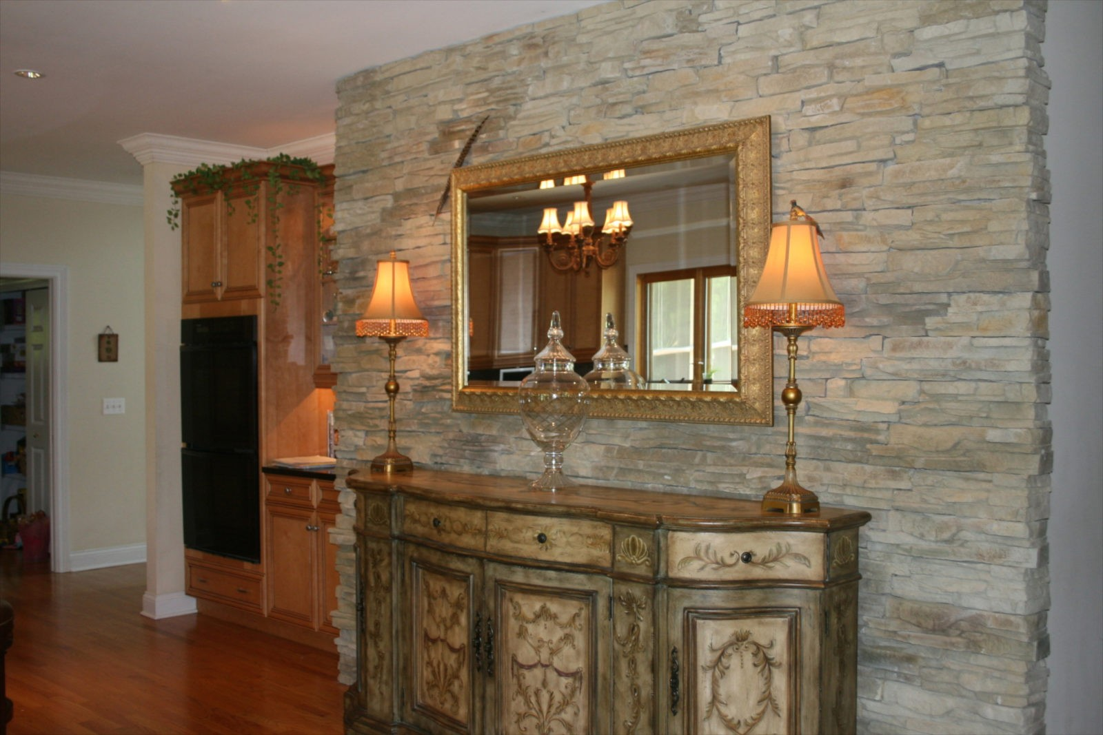 Accent Stone Wall Stone Veneer Accent Wall North Star Stone