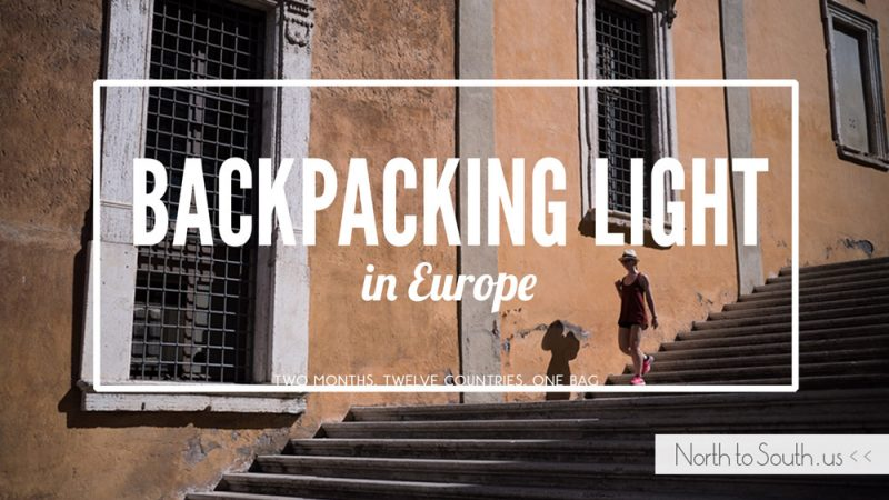 Two Months, Twelve Countries, One Bag How We Backpacked Light in - sample budget