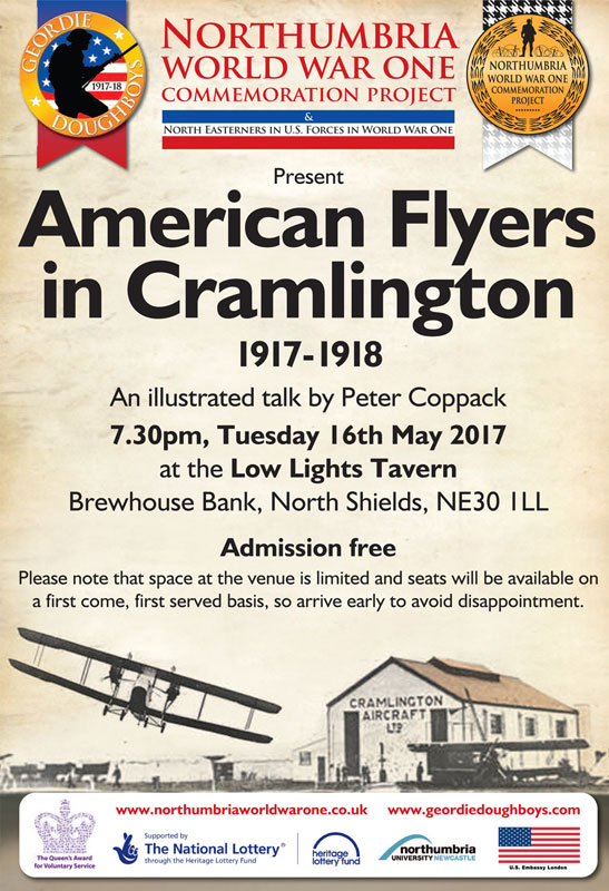 American Flyers in Cramlington