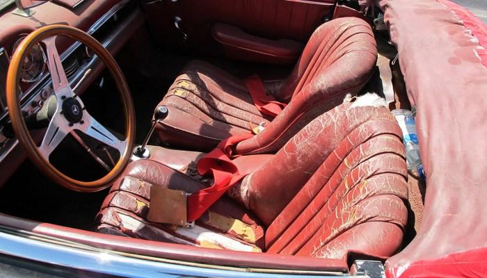 Interior Detailing Leather Vinyl Repair