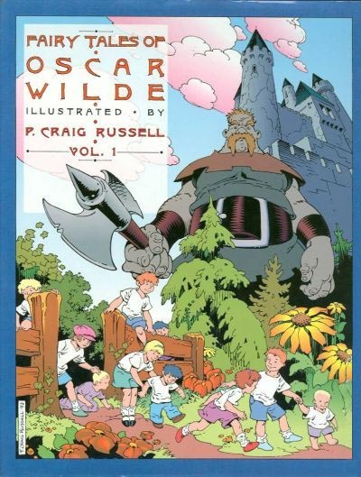 Fairy Tales of Oscar Wilde #1