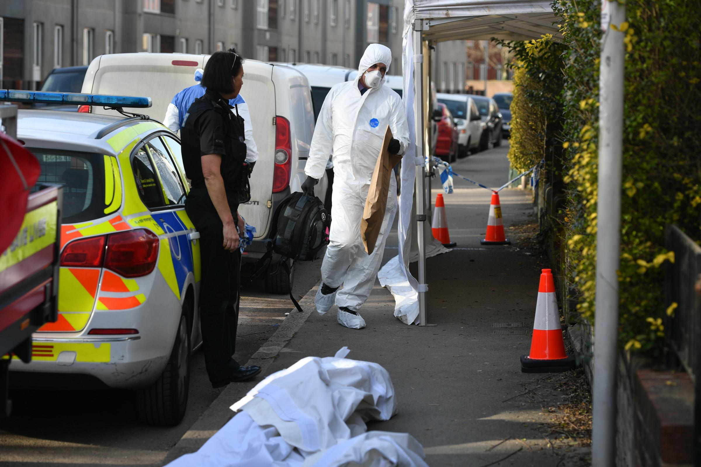 Couch To 5k Exeter Arrest Made As Police Link Deaths Of Three Elderly Men In Exeter