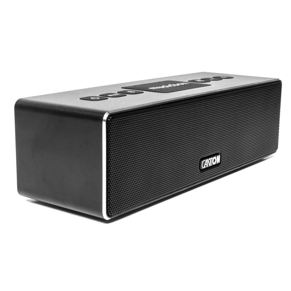 Box Bluetooth Canton Musicbox Xs Portable Bluetooth Wireless Speaker Open Box