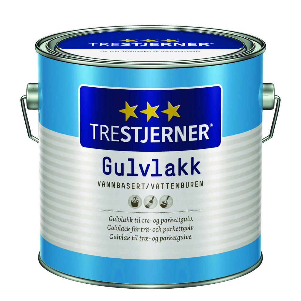 Watergedragen Vernis Trestjerner Gulvlakk – Norway Coatings