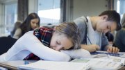 Study: Brain structure our change of little sleep