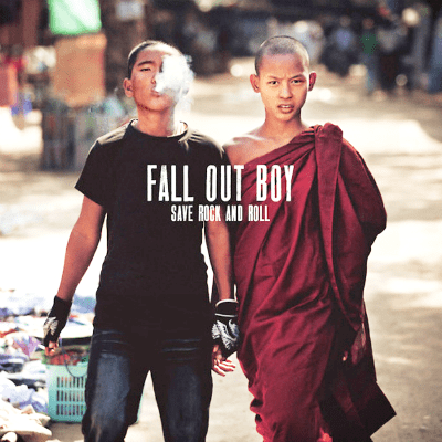 Fob Wallpaper Fall Out Boy Fall Out Boy Save Rock And Roll Nosferatune