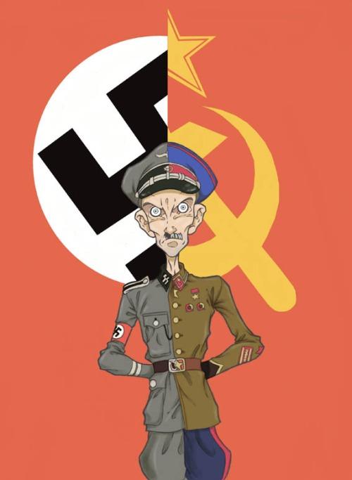 Staline Hitler