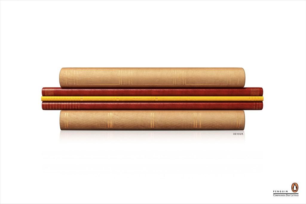 Penguin Books Companhia das Letras - Hot dog