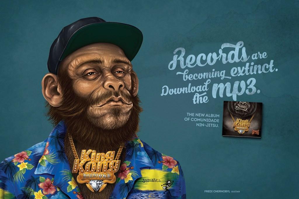 King Kong Diamond - Fredi