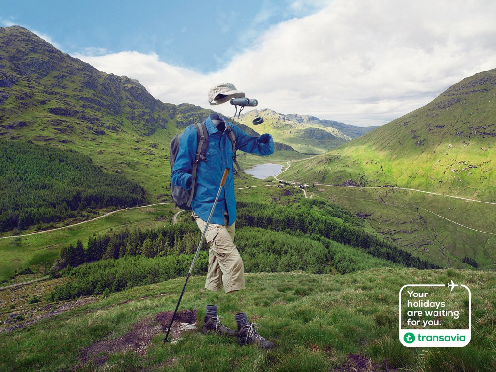 Transavia - Waiting Weekend Mountains