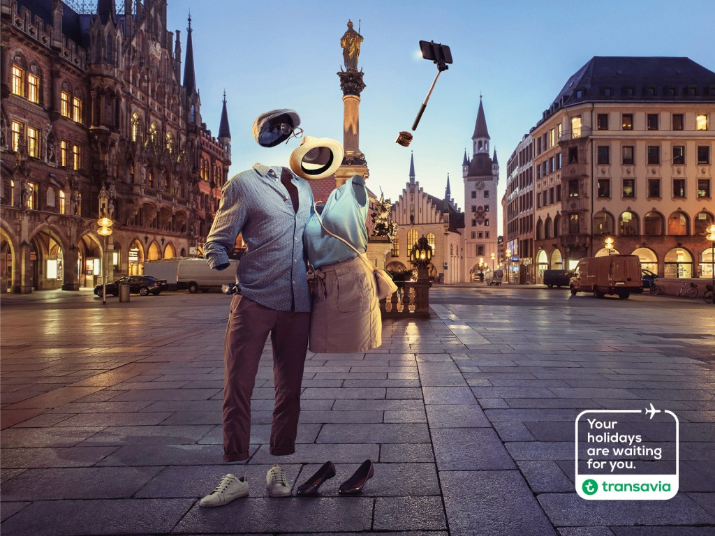 Transavia - Waiting Weekend Stick