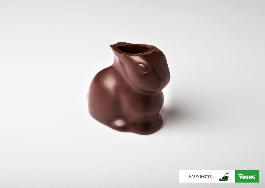 Viking - Happy Easter Rabbit