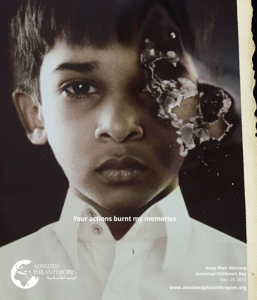 Alwaleed Philanthropies - Burn Boy