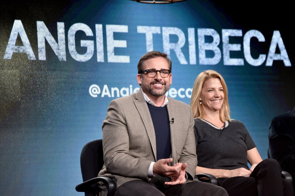 la-et-st-tca-tbs-angie-tribeca-steve-carell-shares-truth-about-dogs-20160107