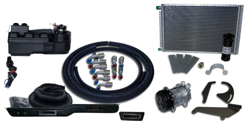 Nostalgic AC - Aftermarket Air Conditioning For Automobiles